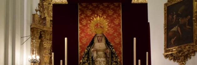 Triduo en honor a Nuestra Señora de la Caridad