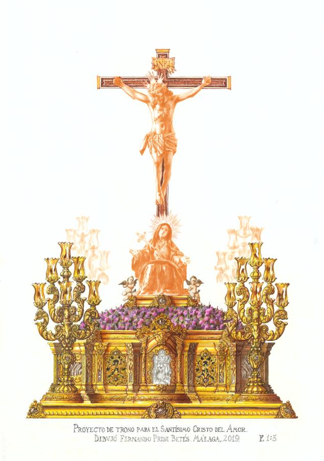 Diseño trono 1